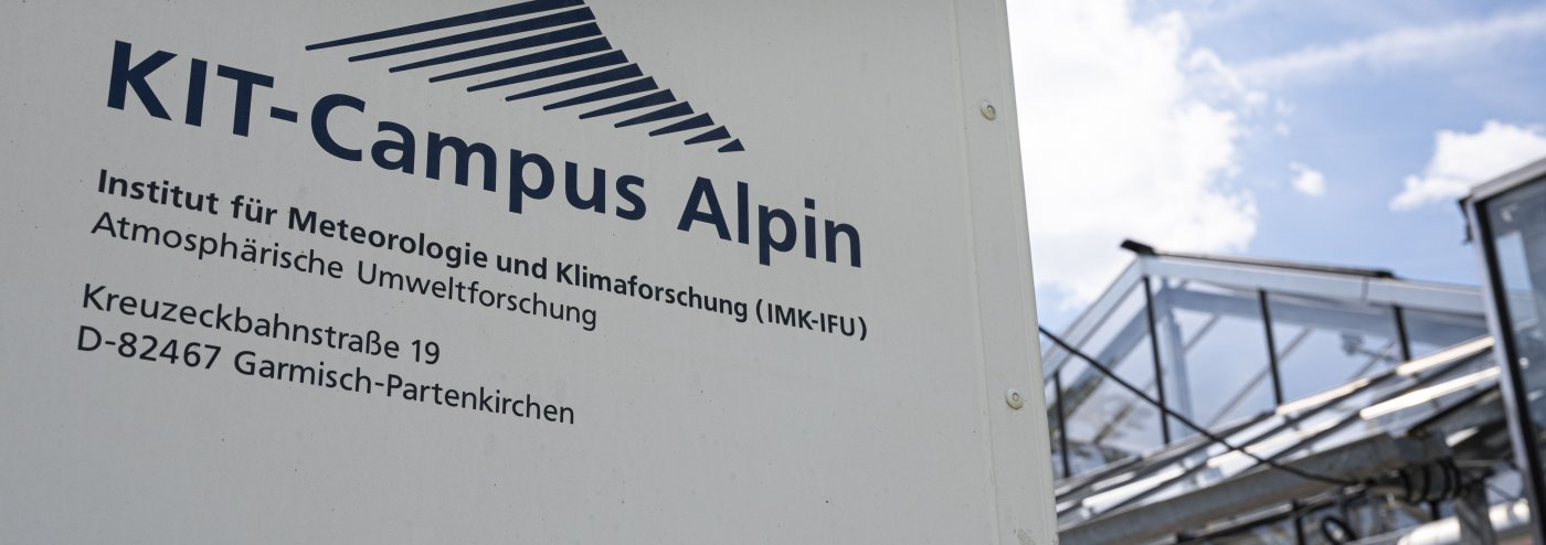 KIT7IMK-IFU, Garmisch-Partenkirchen, Germany